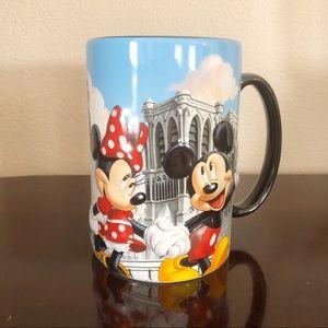 Disney | Mickey And Minnie 3D Tall Mug